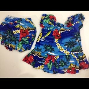 Other - 🌺🌸Authentic Hawaiian Baby dress